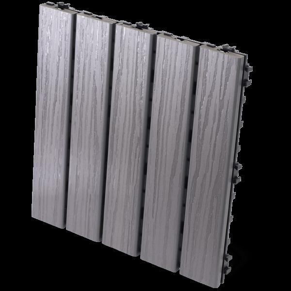 AURA Deck Tile - Driftwood
