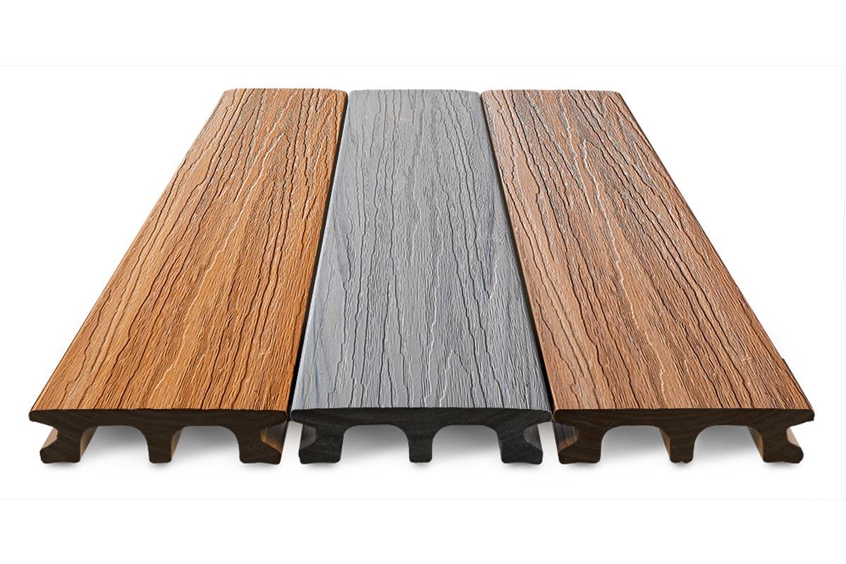 Planches pour terrasses Aura